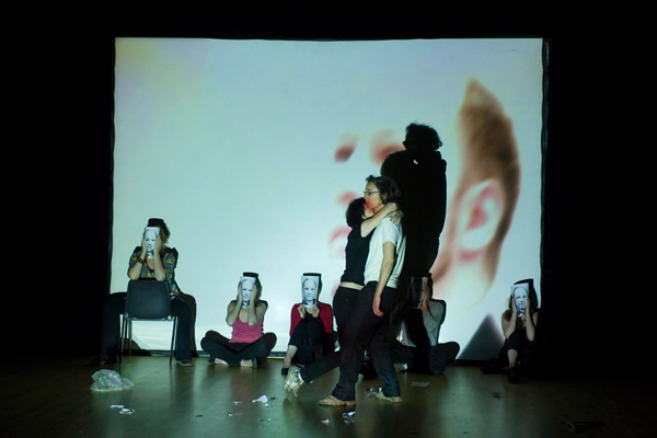 Atelier Théâtre & vidéo © Roberto Zucco