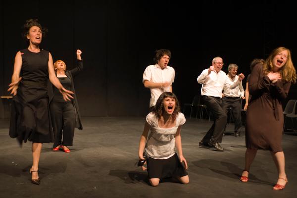 Atelier Théâtre aux Subsistances, 2008