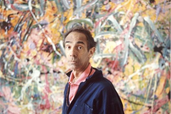 Portrait de Dereck Jarman © Howard Sooley